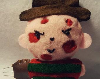 Freddy Krueger Ornament!