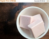 Clearance Sale Gardenia Shea Butter Soap, Guest Size