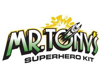 Mr. Tony's Superhero Kit