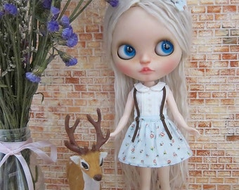 Blythe Outfit : Sweet floral dress
