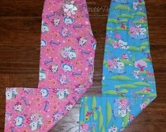 Kids lounge pants custom made