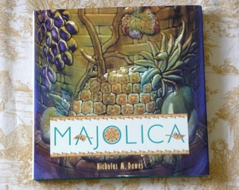 Majolica by Nicholas Dawes 1990, Majolica Collecting Guide