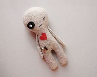 Voodoo Doll by NawteaKittea