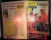 Classics Illustrated Story Comics: Kidnapped by Robert Louis Stevenson 1948