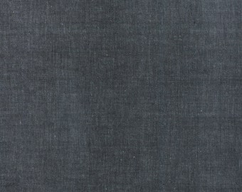 Cross weave black  cotton fabric by Moda fabric 12119 53