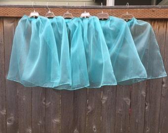 Party favors, Royal Party, Sheer Princess Capes, Sheer Cape, Princess Cape, Kids Capes, Dress Up, Ice Queen, Ice Princess, Set of 6