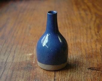 Mid Century Modern Marshall Studios Ceramic Bud Vase - Gordon Martz Stoneware Pottery