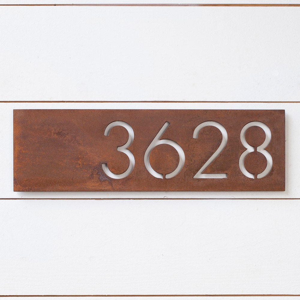 ustom house numbers tsy - ^