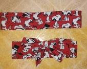 Mustash Snoopy Peanuts Fabric Headband