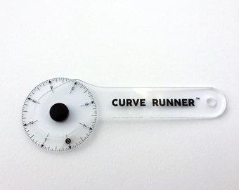 Curve Runner 8 inch Ruler
