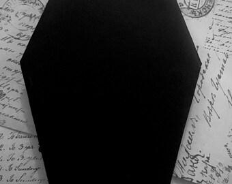 Black Coffin Notebook