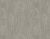 Knock on Wood by Deena Rutter for Riley Blake Designs, Wood Lt Gray, SKU C5431, 1 yd