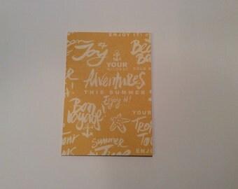 Passport Cover Tropical Tour (#437)