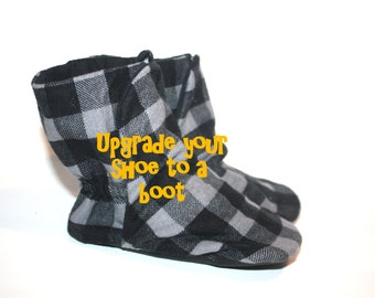 Baby boots baby shoes upgrade to a boot from a shoe winter boots soft sole shoes baby booties