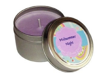 Midsummer Night - Soy Candle