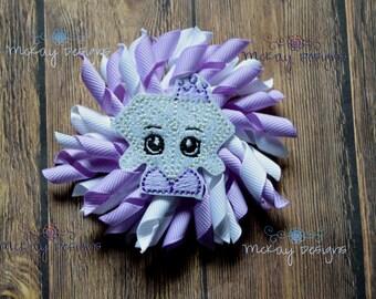 Diamond Korker Hair Clip