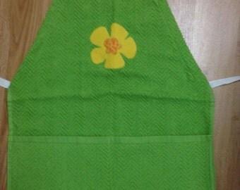 Child's Tea Towel Apron