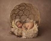SALE - Newborn Hat, Classic Bonnet, Newborn Bonnet