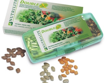 AMWAY DOUBLE X Multivitamin/Food Supplement 31 DAY