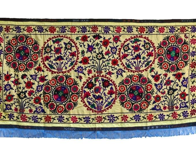 Handmade Vintage Suzani NL3043