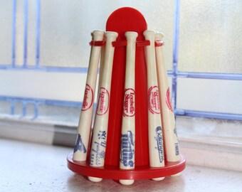 Vintage Louisville Slugger Baseball Bat Bank