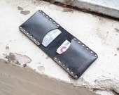 Slim Leather Wallet / Lea...