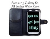 Galaxy S4 Leather Wallet ...