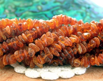 Small Natural Raw Amber Chips, Baltic Amber, Amber Beads, Baltic Amber Teething Beads, Baltic Amber Chips SP-339