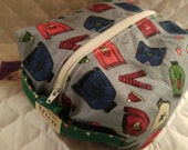 CLEARANCE Ugly Sweater Boxy Bag Ready to Ship