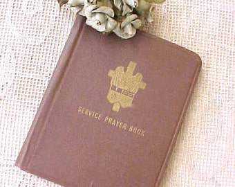 World War 11 Service Prayer Book