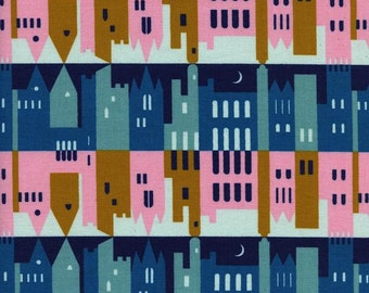 Penny Arcade - City in Morning - Kim Kight for Cotton + Steel - 3026-2