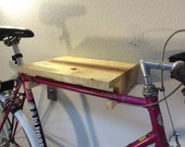 Speedster Bike Rack in Myrtle, Madrone, and Elm. US shipping included.