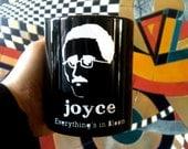 Philosophy Mug Quote Mug James Joyce Geekery Hipster Literature Humor 11oz