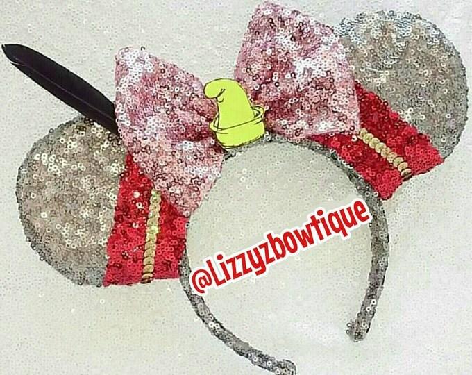 Dumbo sequin Minnie ears