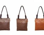 Leather bag, Hand made Leather bag, Hobo