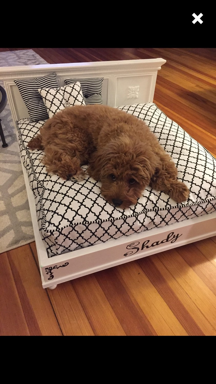 Teeny Tiny Pet Bed Dog Bed Cat Bed Size Variations