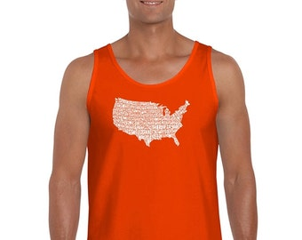 Men's Tank Top - The Star Spangled Banner