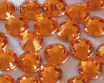 Sun 30ss Swarovski Elements Rhinestones 2058 Flat back 10 pieces