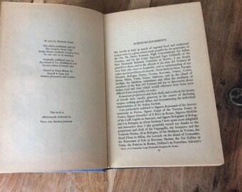 Italian Food by Elizabeth David - published by Macdonald 1966