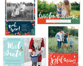 Christmas Marketing Board Bundle - INSTANT DOWNLOAD - e1384