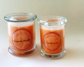 Sugared Peaches Candle