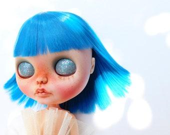 Custom Blythe Doll Request, OOAK Custom Blythe Doll.