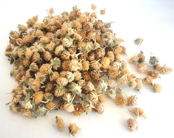 Organically Grown Dried Flower Buds