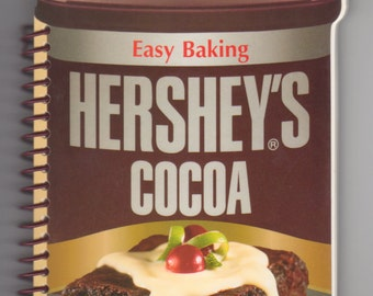 Cookbook Easy Baking with Hershey's Cocoa