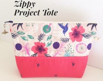 Modern Zippy Pouch
