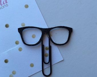 Nerd Glasses paper clip