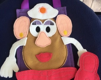 Mrs. Potato Head Busy Bag
