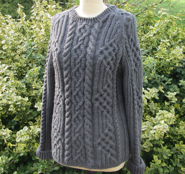 Famous Celtic Knot Knitting Patterns Inspiration - Blanket Knitting ...