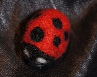 Tiny Felted Creatures