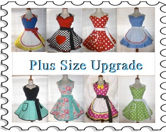 Plus Size Upgrade For Aprons